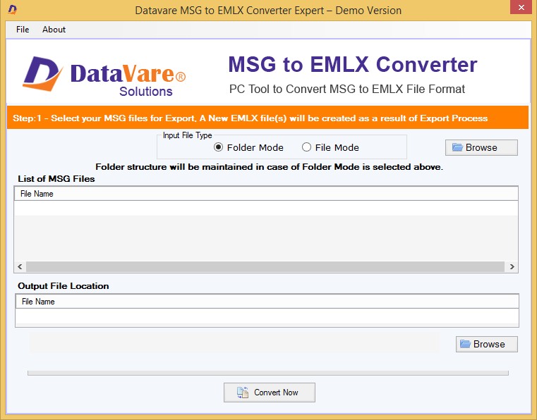 Toolsbaer MSG to EMLX Conversion Tool