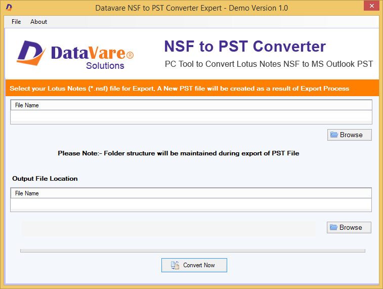 Windows 7 Toolsbaer NSF to PST Conversion Tool 1.0 full